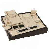 Best Multi Function Jewelry Display Stands Stackable Jewelry Trays For Pendant And Watch wholesale