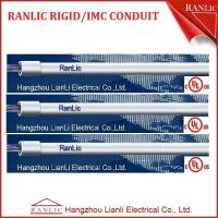 """Cheap UL Listed Steel IMC Electrical Conduit 3"""" With Coupling 10 Feet Length for sale"""