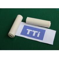 China White Custom Plastic Injection Molded Parts PC + GF Tubes For industrial on sale