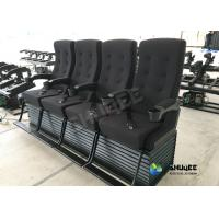 Best Hydraulic / Pneumatic 4D Movie Theater 4 Seats To 100 Seats Can Choose The Brand wholesale
