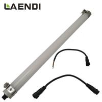 Best Waterproof 30w Slimline Fluorescent Batten 2ft  Car Wash 100lm/W wholesale
