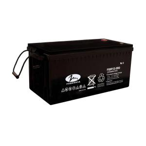 Best 59.5kg 60A 1600A Lead Acid 12v 200ah Gel Battery For Street Light wholesale
