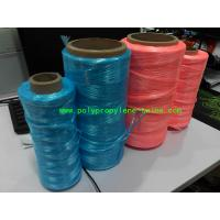 Best 3000D - 5000D Denier Packing Poly Twine Rope  Untwist Fibrillated Type wholesale