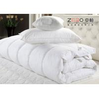 Best ECO Friendly Hotel Mattress Topper Waterproof With Washing Label ZB-MT-11 wholesale
