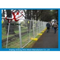 Best Free Standing Temporary Fencing Panels For Building Site Simple Design wholesale