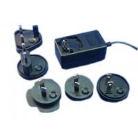 Best PS1018 AC-DC switching power supply with interchangeable AC plugs made in China wholesale
