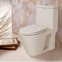 Cheap modern printing sanitary water saving siphon jet design ceramic ware wc closet for sale