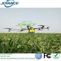 China Agricultural drone sprayer quadcopter crop sprayer agricultural pesticide spraying uav on sale