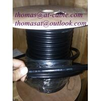 Best RG11 MS CATV Coaxial Cable 14AWG CCS21% with 1.6 Galvanized Steel wholesale