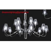 Best hight quality Mini Chandelier, Chrome Plated Frame, Strong Clear Glass Accents wholesale