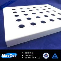 Best Black Acoustical Ceiling Tiles and Aluminum Perforated Metal wholesale