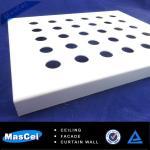 Best Black Acoustical Ceiling Tiles and AluminumPerforatedMetal wholesale