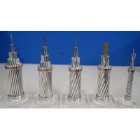 Best Overhead Application ACSR Conductor All Aluminum Stranded Wire IEC Standard wholesale