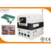 Best FPC Laser Depaneling Machine with 0.02mm Cutting Precision and 10W US Laser wholesale