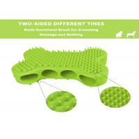 Best Dog Bath Brush Rubber Bushes for Dogs Cats Pet Short and Long Hair - Soft Flexible Great for Grooming Massaging wholesale