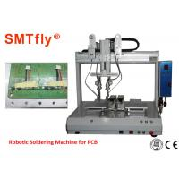 China High Precision Cnc Soldering Machine , Robotic Welding Systems 0.45-0.70Mpa Depression on sale