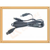 Best USB to 3 Pin Tens Unit Cables Y Type Medial Tens EMS Lead Wire wholesale