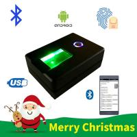 China Cheap Price USB Portable Moboile Wireless Fingerprint Scanner for Banking |HFSecurity HF4000 on sale
