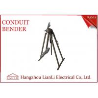 Cheap Manual Conduit Tools BS4568 Steel GI Conduit Bender Aluminum Molds 20mm 25mm for sale