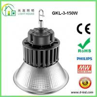 Best Factory / Warehouse High Bay LED Lighting CRI 80 With 50Hz~60Hz Frequency wholesale
