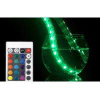 Best Extremely luminous DC12/24V RGB LED Strips Light with wide viewing angle wholesale