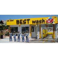Cheap The Professional Chain Car Washing Shop Come Forth On Phuket Island, Thailand wholesale