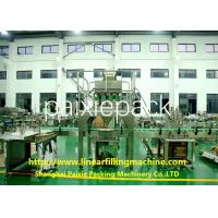 Weighing Filling And Sealing Machine Capping For Beverage