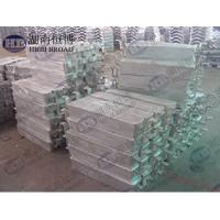 Best High purity anti - corrosion anode , Sacrificial Ship aluminium hull anodes wholesale