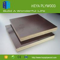 Best Wholesale Commercial Cement Film Faced Plywood Board 8mm-18mm Chinese Company wholesale