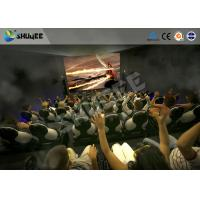 Best Modern Interactive 7D Cinema Simulator 7D Kino System  Sale For Greece wholesale