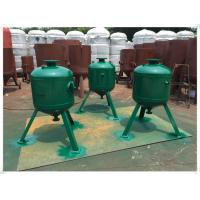 Best Carbon Steel Vertical Air Receiver Tank For Water Treatment Customized Color wholesale