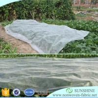Best UV biodegradable pp spunbonded non-woven fabric can joint and use agriculture cover,weed control,weed mat,fruit bagging wholesale
