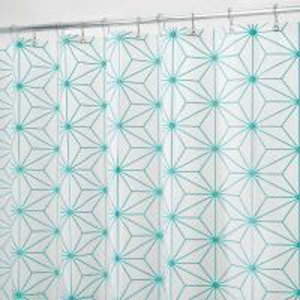 Best Plastic Waterproof  Mold Mildew Resistant PEVA Shower Curtain wholesale