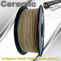 Best Surface Light / Ceramic Texture  3d Printing Filament Materials Plastic Strips wholesale