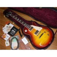details of factory price 100 original brand new gibson les paul electric guitar 91373745. Black Bedroom Furniture Sets. Home Design Ideas