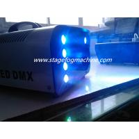 Best Wireless Control 8*3w RGB Led 1500w Stage Fog Machine  For Party Disco X-024 wholesale