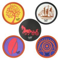 Best Custom new design cup coaster for Christmas day wholesale