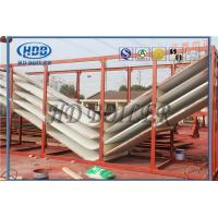 Best Nose Arch Rear Water Wall Panels For USA Utility Boiler Bending Radius 16'' wholesale