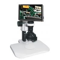 Cheap 5MP Digital Camera LCD Screen Microscope 9.7 Inch 1024 * 768 Pixels for sale