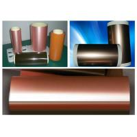 Best Flexible Copper Clad Laminate For Circuit Board 0.009 - 0.035mm Thickness wholesale