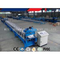 Quality Custom Cold Roll Forming Machine Prefab Steel Structure Building Interlocking Standing Seam Profile wholesale