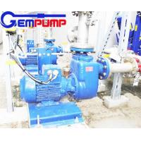 Best 6 inch non clog self priming sewage pump wholesale