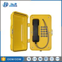 Best VOIP / SIP Outdoor Emergency Telephone , Vandal Proof Telephone IP67 Waterproof wholesale