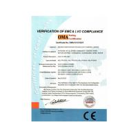 KeLing Purification Technology Company Certifications