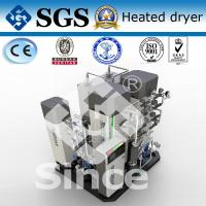 Best Heated Regenerative Desiccant Dryers / Carbon Steel Desiccant Air Dryers wholesale