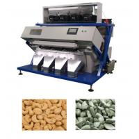 Quality CCD Grain Sorter Machine For Cashew Nut , Rice Colour Sorter Machine wholesale