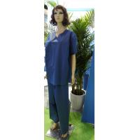 Quality Medical Non Woven Sterile Surgical Gowns , Disposable Surgeon Gown wholesale