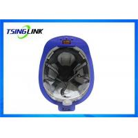 Best ABS Electrical Intelligent Helmet System Wireless Video Transmission IP66 Protection wholesale