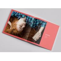 Best Customized perfect binding Booklet Catalogue Leaflet Brochure /Magazine Printing wholesale