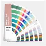 Best GG1507A Graphics Pantone Matching System Metallics Guide For Packaging / Logos / Branding wholesale